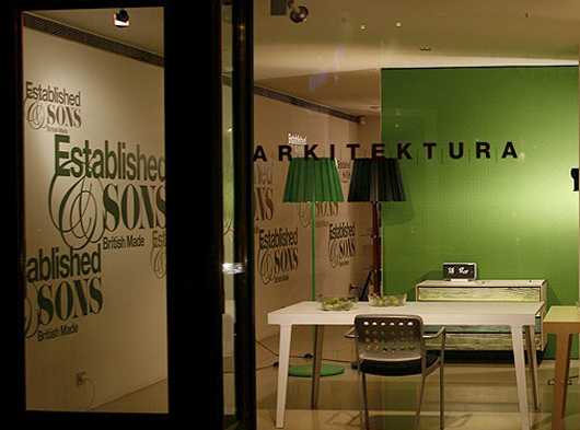 Established & Sons - Arkitektura