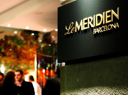 Le Meridien - One night Barcelona