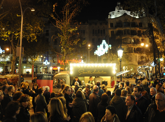 Santa Eulalia -  Shopping Night 2010-2012
