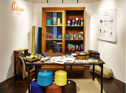 Castañer - Pop-up en Santa Eulalia